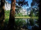 Yosemite_selalesi_gol_manzarasi